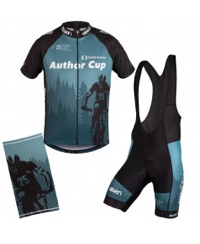 Cyklistické oblečení ČT Author Cup 2020